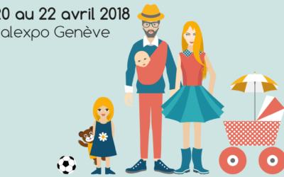 Atelier Conférence Salon Bébé Genève